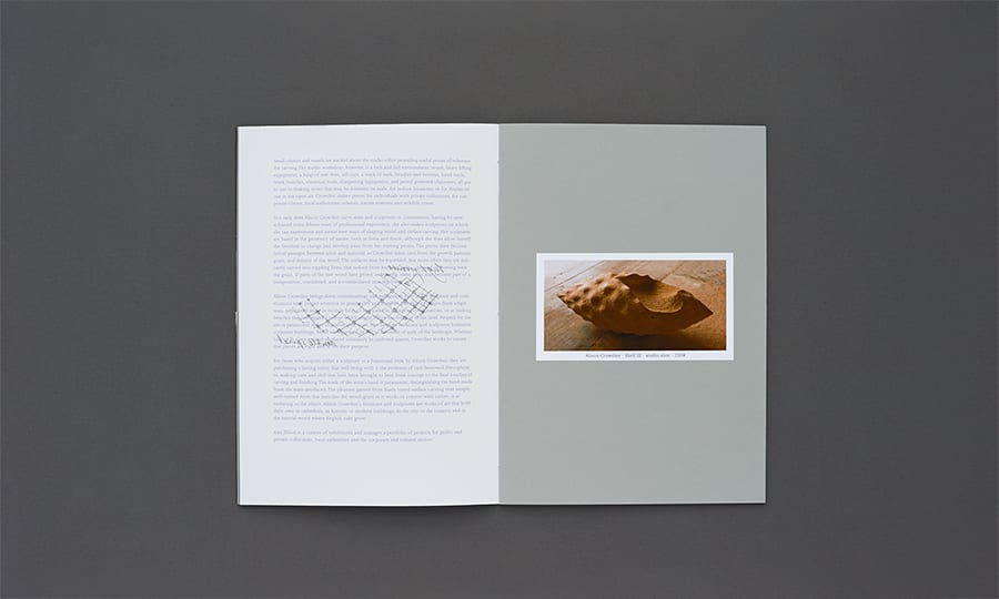 Alison Crowther Catalogue - overlay - sculpture 2