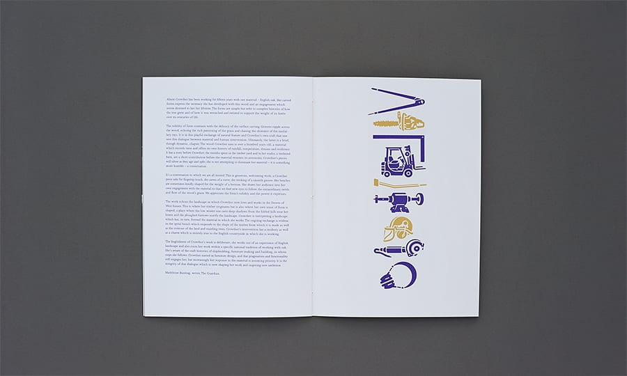 Alison Crowther Catalogue - text and tools 1