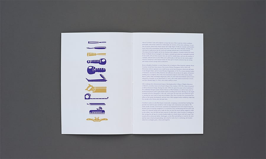 Alison Crowther Catalogue - text and tools 2