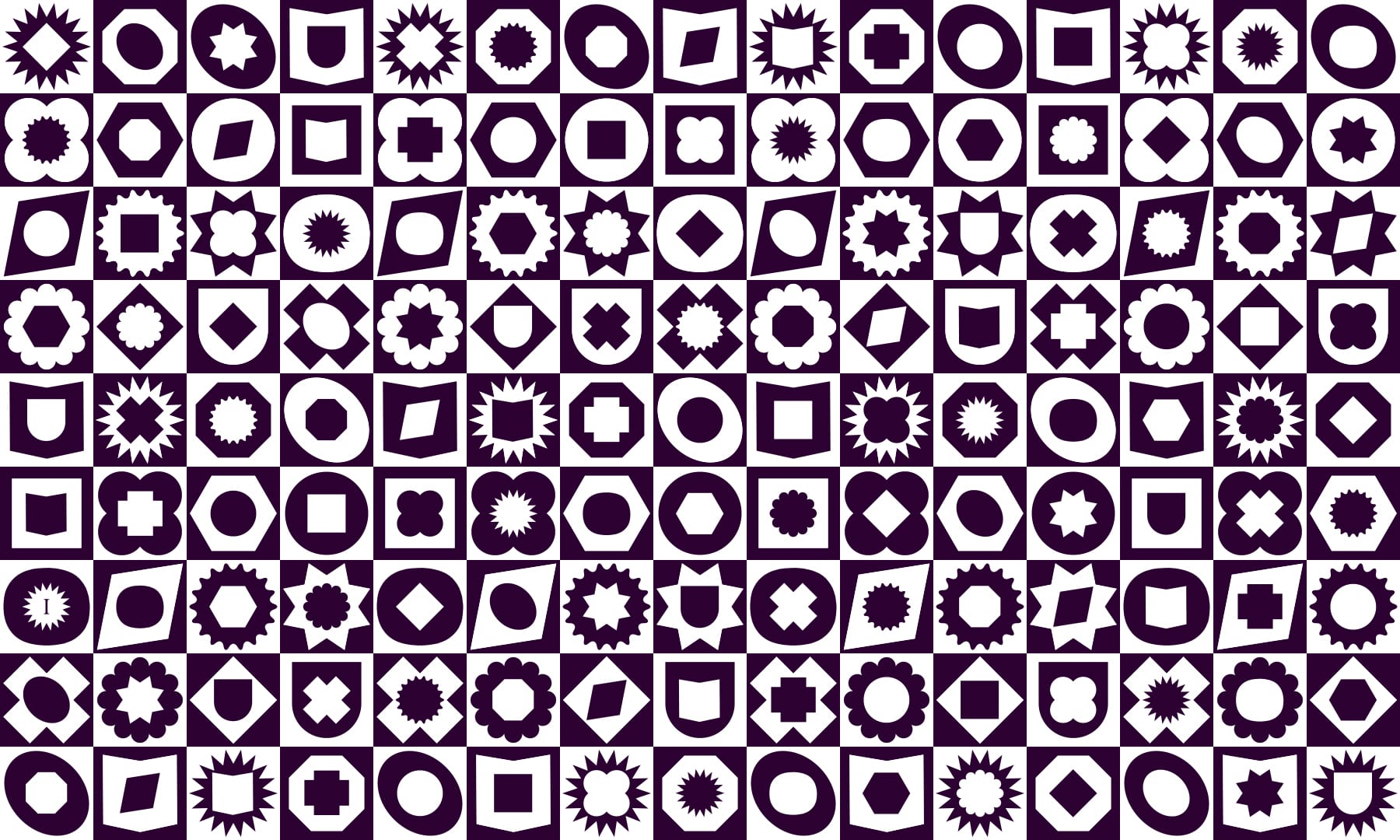 Royal Designers for Industry Pattern - final pattern